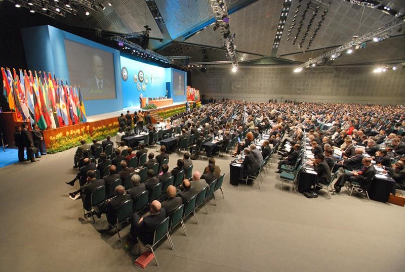Comienza la cumbre del FMI y el Banco Mundial con participación argentina