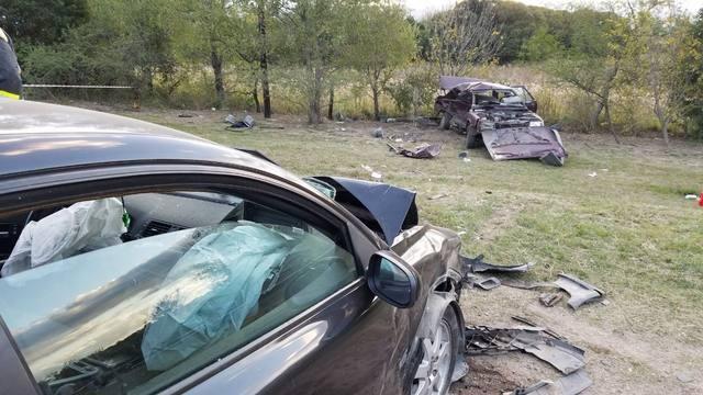 Murió una nena de 8 años en accidente en ruta 5 de Córdoba