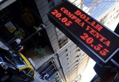 El Central vendió una cifra récord para mantener el dólar en $20,55
