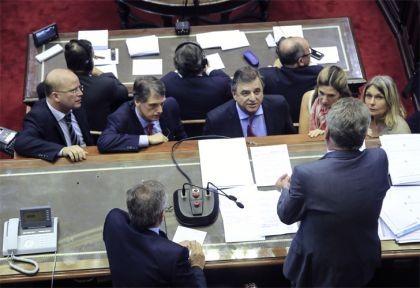 El Gobierno derribó el proyecto opositor contra el tarifazo