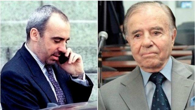 Acusaron a Menem y a Galeano por encubrimiento del atentado a la AMIA