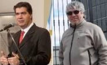 La relación Baez-Gobierno se muda al Chaco