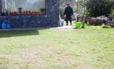 Un muerto y un herido tras violento robo a una familia en Calamuchita