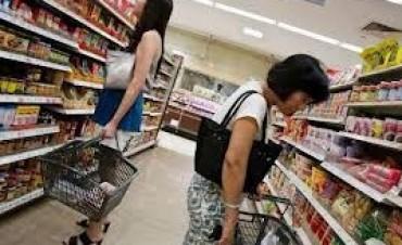 En abril cayeron las ventas en shoppings y supermercados