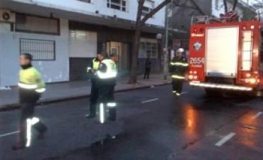 Cuatro ancianos murieron en trágico incendio en geriátrico