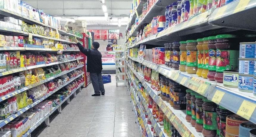 Canasta Alimentaria con aumento anual de casi 20%