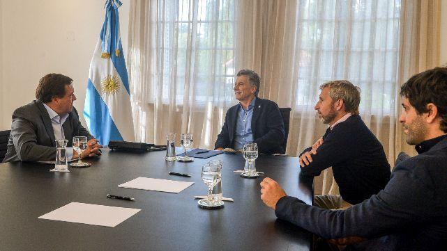 Tarifas: Macri negocia con los gobernadores