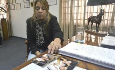 El ministro Saieg recibirá a la madre y a la viuda de Alós, por pedido del gobernador