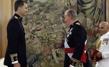 Felipe VI, proclamado como nuevo rey de España