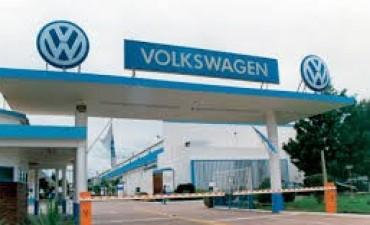Volkswagen suspenderá a 750 operarios en Córdoba