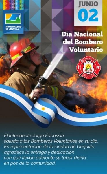 Día del Bombero voluntario