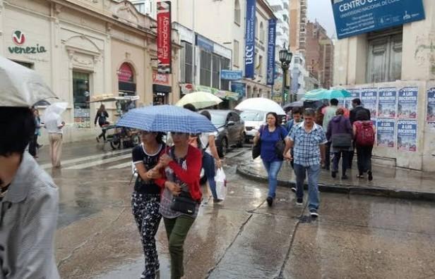 Pronostican fuertes tormentas en la provincia de Córdoba
