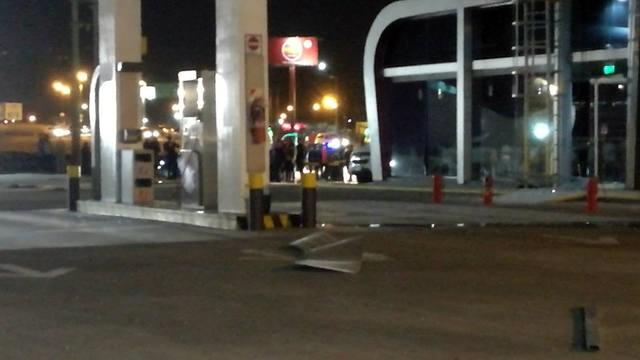 Explosión en una estación de servicio en Córdoba dejó cinco heridos