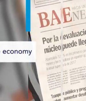 El FMI destacó a BAE Negocios por el acuerdo