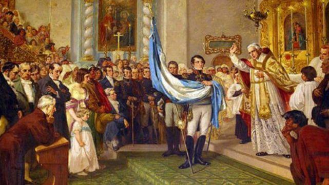 La muerte de Belgrano, fecha ligada a nuestro emblema patrio