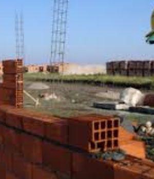Se frena la construcción