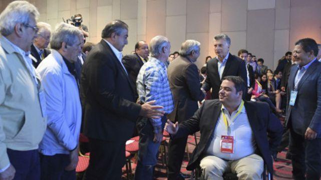 Sin diálogo entre la CGT y el gobierno