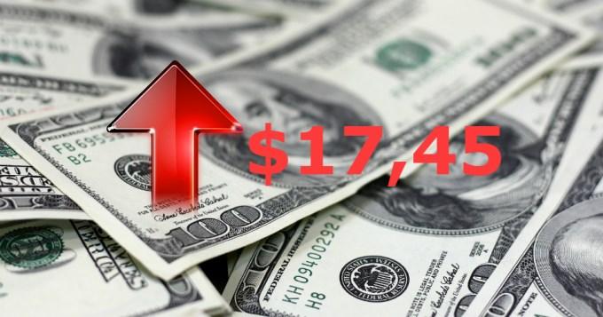El dólar alcanzó un nuevo récord histórico