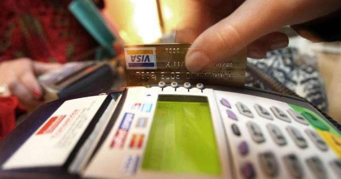 El uso de tarjetas de crédito está en franco descenso