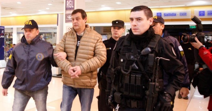 Trasladan al contador de los Kirchner al penal de Marcos Paz