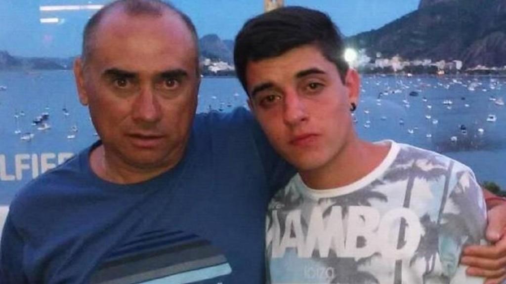 El papá de Fernando Pastorizzo, tras la condena a Nahir Galarza: