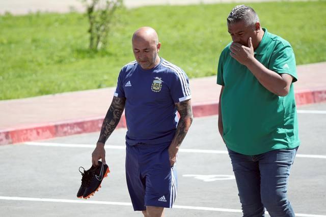 Sampaoli dejó de ser el técnico de Argentina