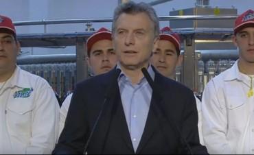 Macri tras la marcha K: