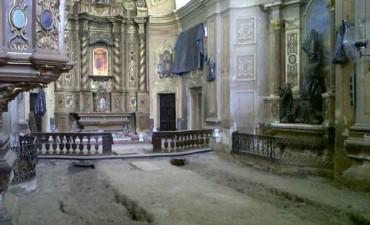 Procesan a cura en Alta Gracia por daños en iglesia jesuítica