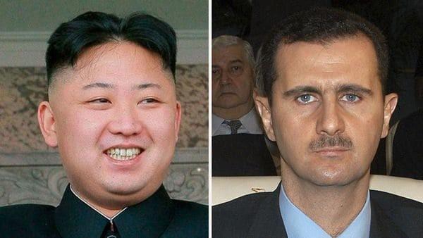 ONU halló pruebas de la cooperación entre Siria y Corea del Norte sobre