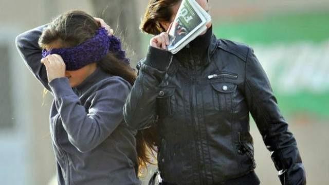 Renuevan alerta por vientos fuertes con ráfagas para Córdoba