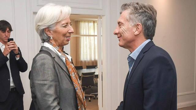El FMI respaldó al Gobierno, pero pide medidas