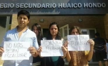 Echaron a fiscales del Pro en las elecciones en Santiago del Estero