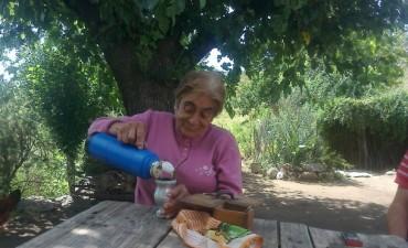 Que triste estará la primavera sin la abuela Carmen..