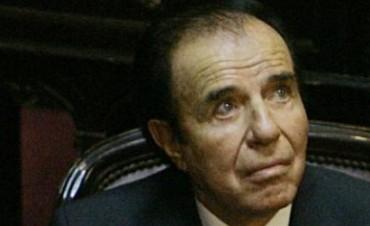 Menem declaró y coincidió con Zulema: Carlitos Jr. fue víctima de un atentado