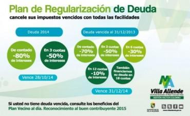 Plan de Regularización de Deuda