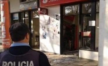 Explosión y robo en un cajero automático de Córdoba