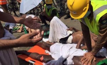 Tragedia en la peregrinación a La Meca: al menos 310 muertos por una estampida