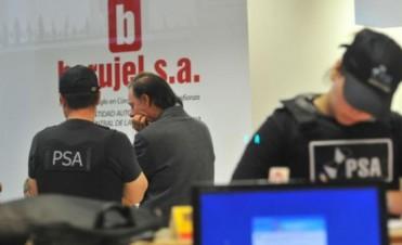Operativo del Banco Central en Córdoba: inspección en Barujel