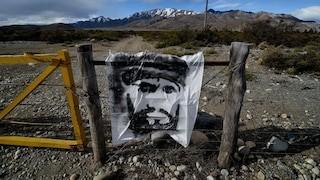 Allanan la comunidad mapuche en la que estuvo Santiago Maldonado el día de su desaparición
