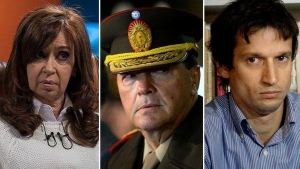 La pericia que prueba el asesinato de Nisman complica a Cristina, Milani y Lagomarsino