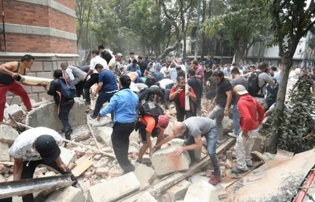 Sigue subiendo la cifra y ya son 286 los muertos en México