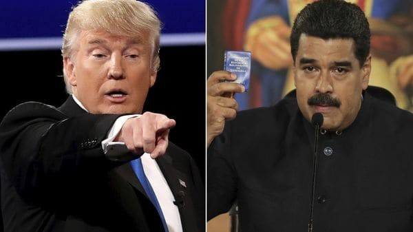Donald Trump prohibió el ingreso a EEUU a funcionarios chavistas