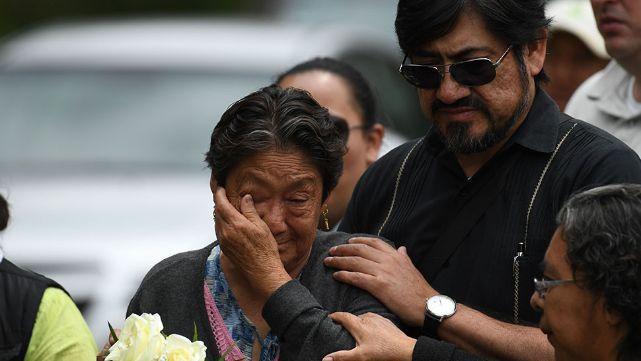 Más de 300 muertos en México y continúan la búsqueda