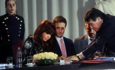 CFK promulgó el nuevo Código Civil y anunció una modificación sobre el Código Procesal Penal