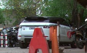 Claudia Mestre manejaba la camioneta que atropelló a dos policias