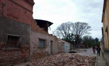 Sismo en Salta: llegaron a 53 los heridos y deberán reconstruir 80 casas
