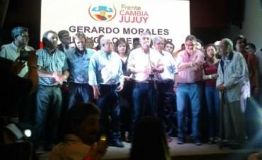 El radical Morales logró un histórico triunfo en Jujuy