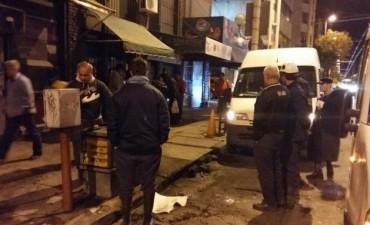 Dieron de alta a operario de Epec herido tras una explosión de un transfomador