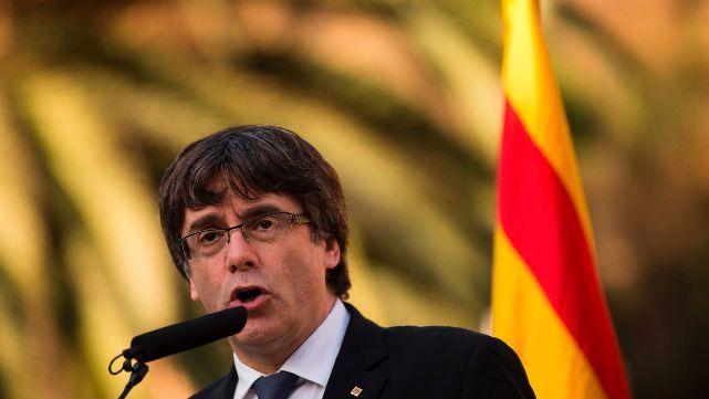 Cataluña tensa la cuerda