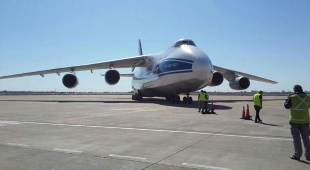 Un avión ruso se suma a la búsqueda del ARA San Juan